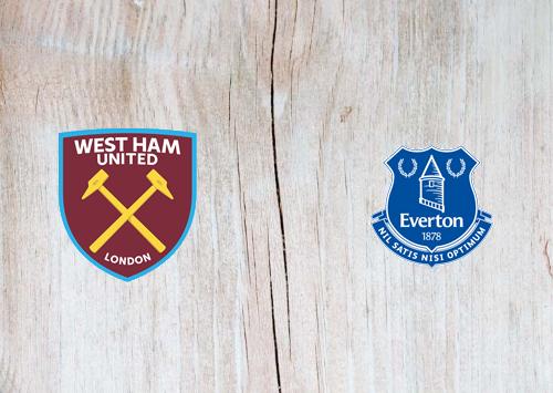 West Ham United vs Everton -Highlights 09 May 2021