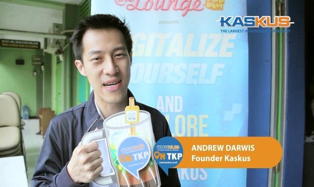 Cerita Motivasi Andrew Darwis Pendiri Kaskus