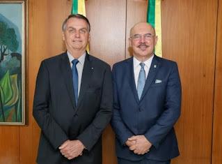 Milton Ribeiro ministro da educação toma posse hoje