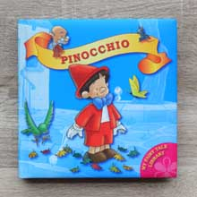 Pinocchio Story Books for Toddler, Pre-School Kids in Port Harcourt, Nigeria