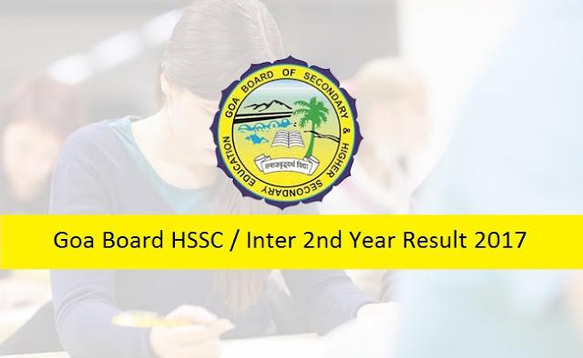Goa-Hssc-Results-2017