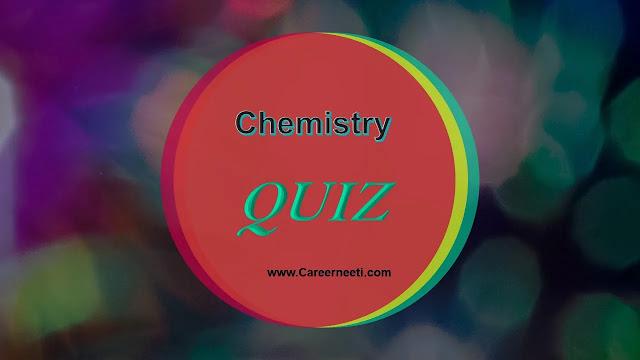Chemistry Quiz, www.careerneeti.com, Careerneeti Logo