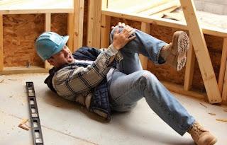 Injury at Work?