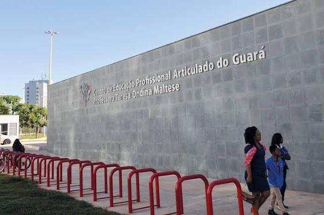 Lei de Delmasso oficializa o nome da Escola Técnica do Guará Professora Teresa Ondina Maltese