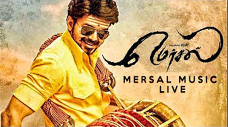 Mersal Tamil Audio Launch LIVE