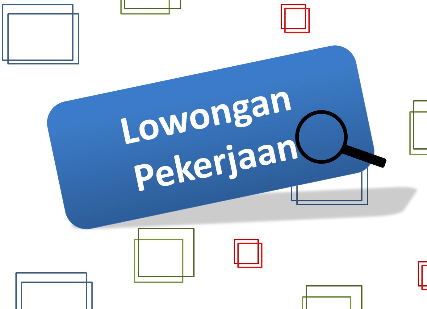 INFO LOKER PABRIK OPERATOR PRODUKSI CIKARANG LULUSAN SMA/SMK