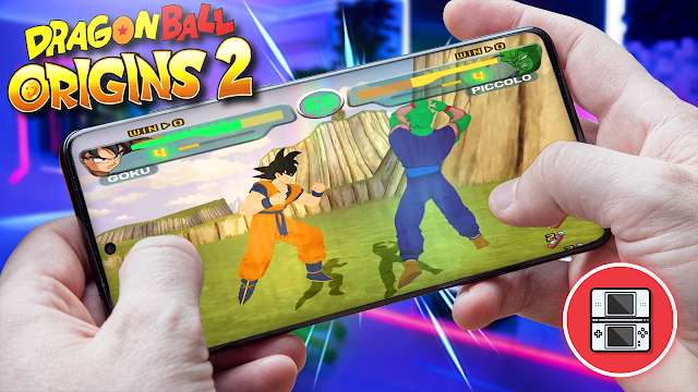 Dragon Ball: Origins 2 Para Teléfonos Android (ROM NDS)