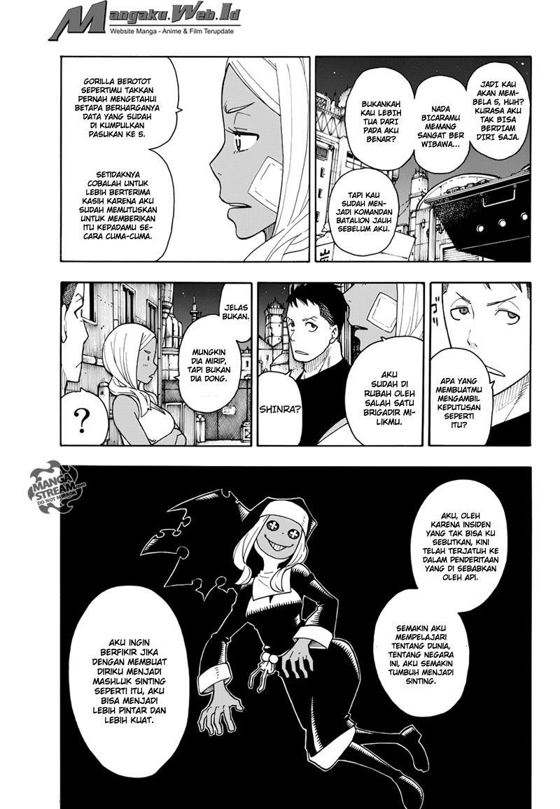 Fire Brigade of Flames Chapter 20-12