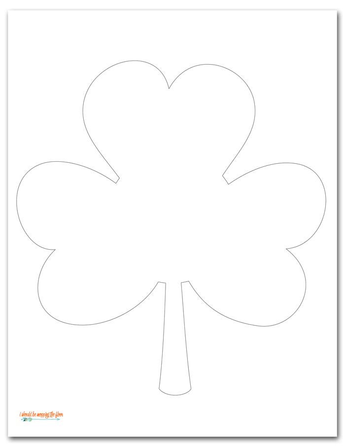 Shamrock PDF Pattern