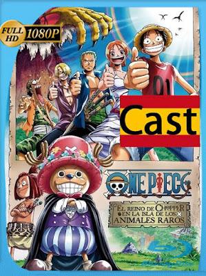 One Piece: El Reino de Chopper en la Isla de los Animales Raros (2002) [1080p] Castellano [GoogleDrive] [MasterAnime]