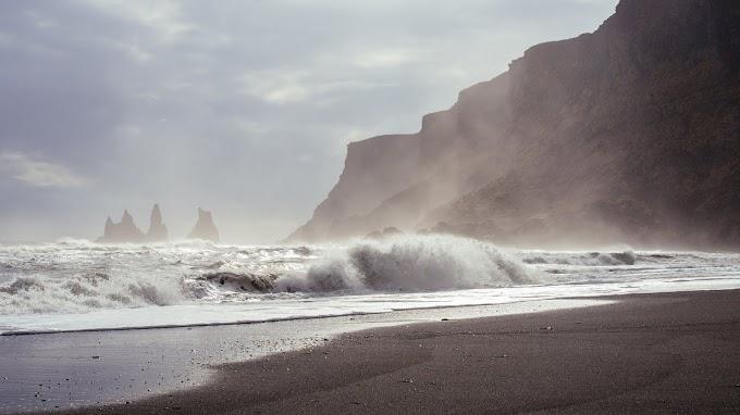 Foto Vintage Praia Deserta