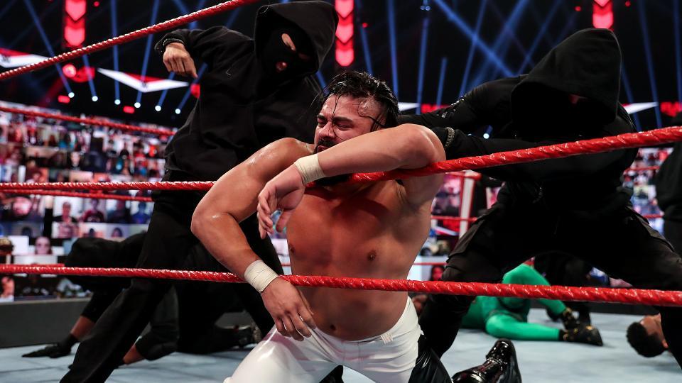 WWE está alterando os integrantes da RETRIBUTION todas as semanas