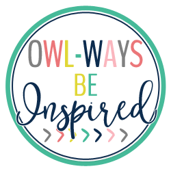 Owl-Ways Be Inspired