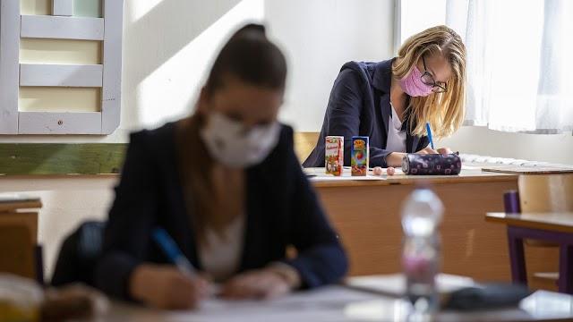Maruzsa: jó döntés volt megtartani az érettségit