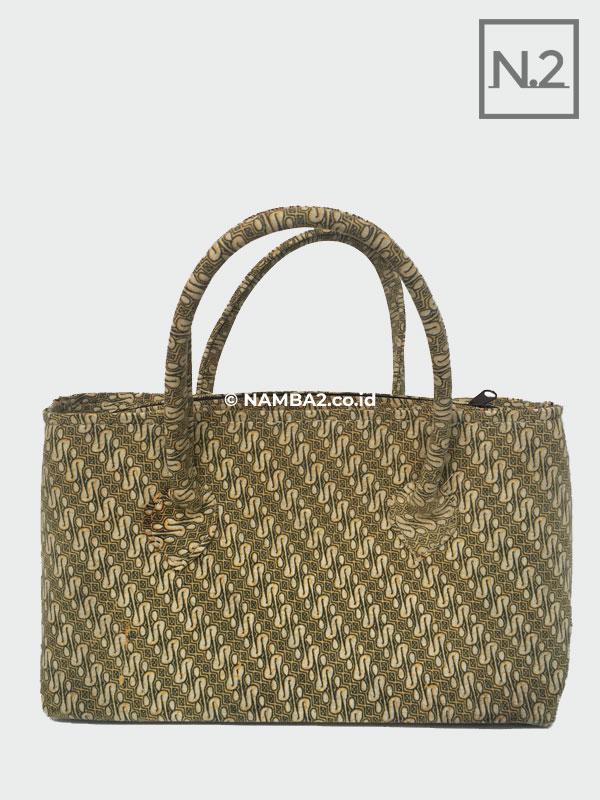 Tas Souvenir Batik Lawasan Wanita Besar
