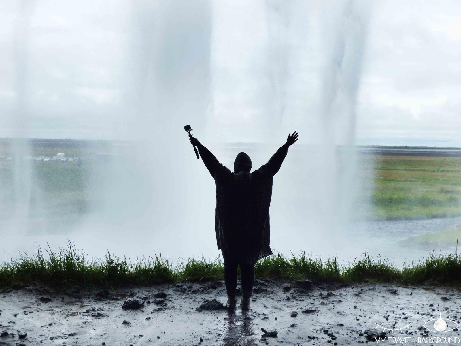 My Travel Background : les plus belles cascades du sud de l'Islande - Seljalandsfoss
