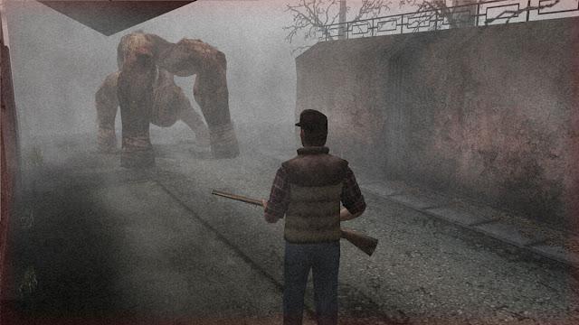 تحميل لعبة Silent Hill: Origins لأجهزة psp ومحاكي ppsspp