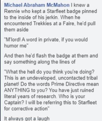 RenFaire Starfleet