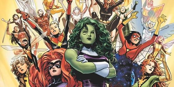 A-Force kelompok superhero wanita marvel