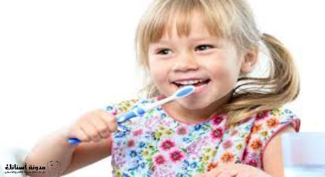 تسوس الأسنان عند الأطفال بعمر سنتين (2سنوات).