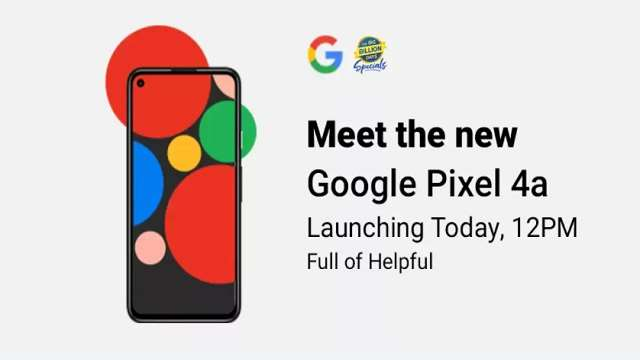 The wait for Google Pixel 4a in India will end today, sale will start from October 16