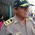 JEFE DE LA REGIÓN PNP GRAL. RÍOS EN VISITA DE ISPECCIÓN A CHINCHA