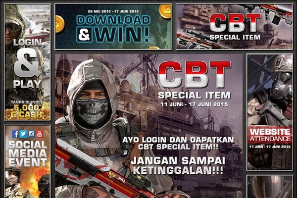 Download Client Game Online Black Squad Indonesia