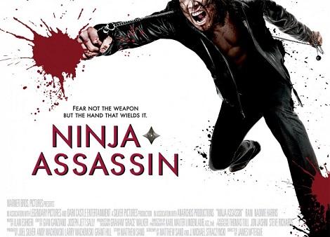 Download Ninja Assassin (2009) Dual Audio [Hindi+English] 720p + 1080p Bluray ESubs
