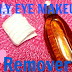 CHEAP & EASY D.I.Y EYE MAKEUP REMOVER