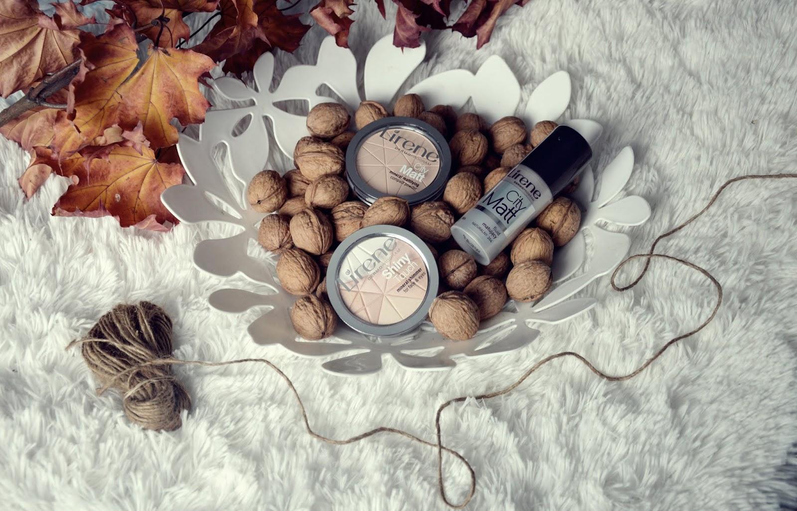 Produkty do makijażu od Lirene