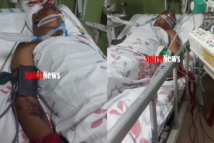 Keluarga Besar Syamsuddin Daeng Talli, Berharap Bantuan Doa Pada Seluruh Masyarakat Semoga Allah SWT Menyumbuhkan Dari Penyakitnya