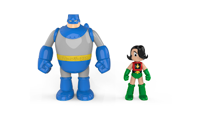 San Diego Comic-Con 2020 Exclusive Dynamic Duo Henry & Glenn Forever Vinyl Figure Set by Rocom Toys