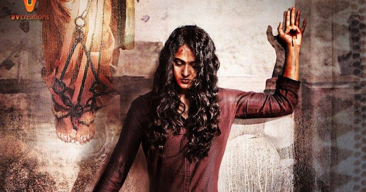 Anushka Shetty Latest Movie Bhaagamathie First Look Posters