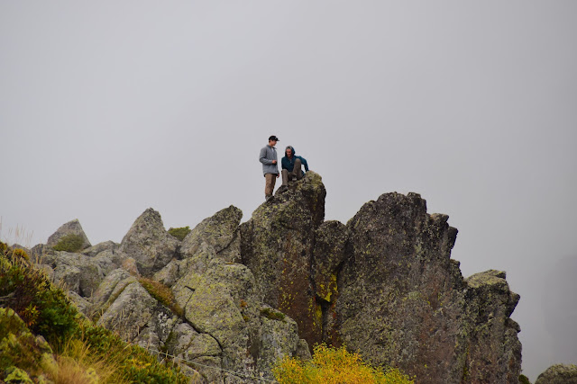Хребет Аибга, Сочи, Красная поляна, фото Андрей Думчев