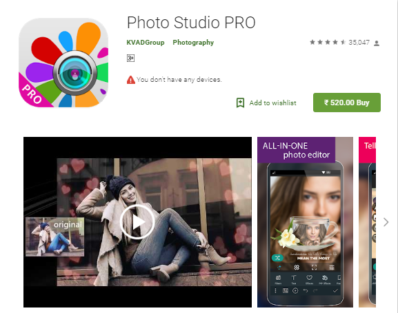 Photo Studio PRO v2.0.15.4 [Paid].apk