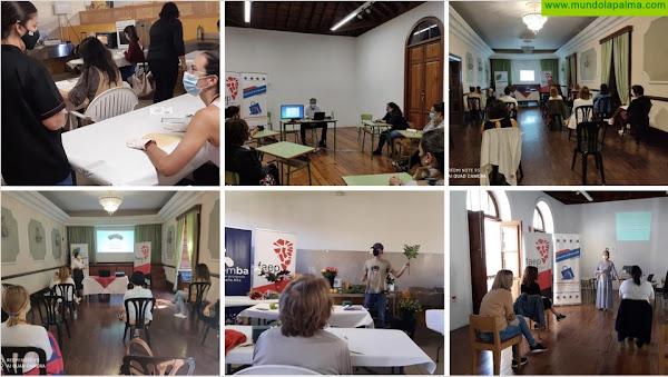 """FAEP cierra con un balance """"altamente positivo"""" los talleres y charlas de promoción del comercio y los servicios en el marco de la campaña 'Sinergias Palmeras'"""