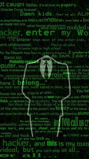 Wallpaper Hacker Keren