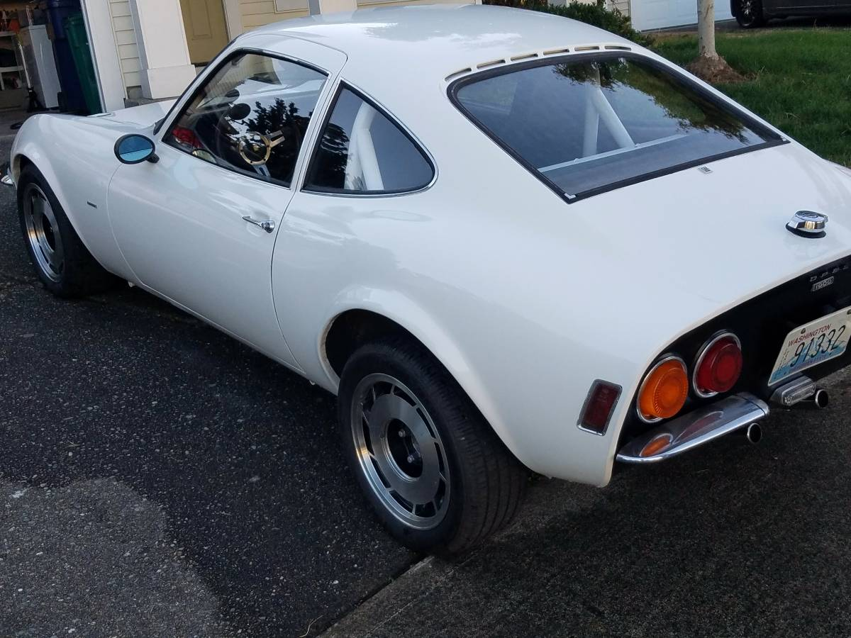 ... crushed and sometime soon we expect the remaining cars to keep  appreciating. Find this 1970 Opel GT offered for $7700 near Seattle, WA via  craigslist.