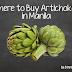 Where To Buy Artichokes In Manila