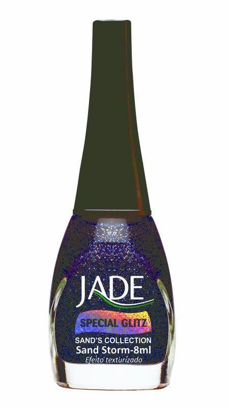 Esmalte Jade :: Sand Storm - Resenha