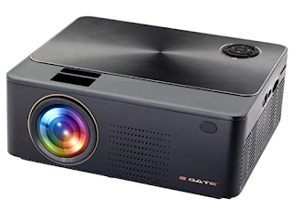 Egate k9 home theater projector