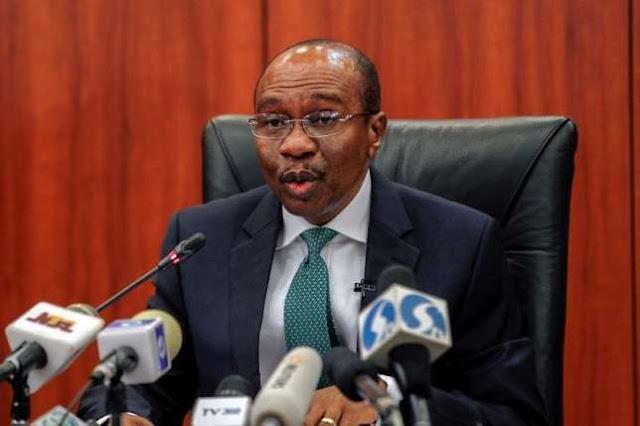 CBN Governor, Godwin Emefiele: Nigeria crashes food importation by 60%