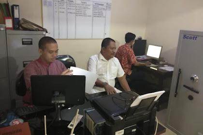 Aktivitas Kantor DPC HAPI Kabupaten Karawang Pada Jum'at 13 Desember 2019