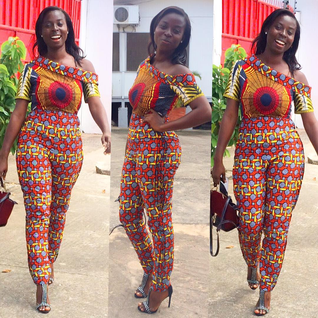 Checkout These Lovely African Ankara Dresses For Ladies