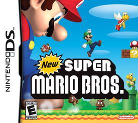 Rom New Super Mario Bros NDS
