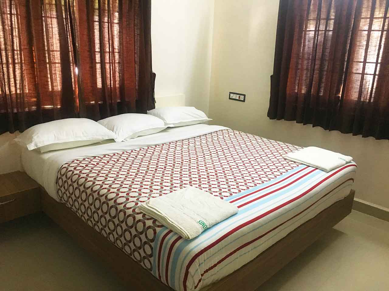 homestays with food in yelagiri hills