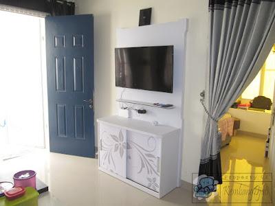 Desain Interior Ruang Tamu Dan Ruang Dapur + Furniture Semarang ( Desain interior )