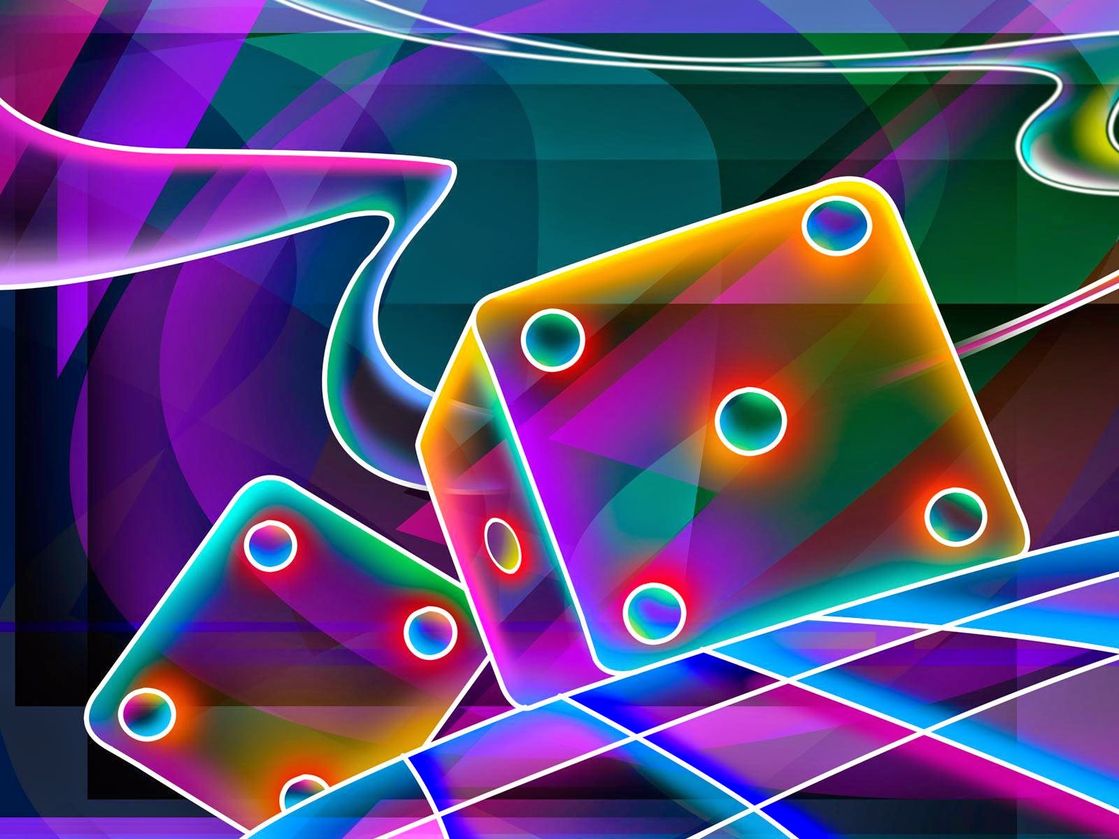 Cool Neon Backgrounds Laptop