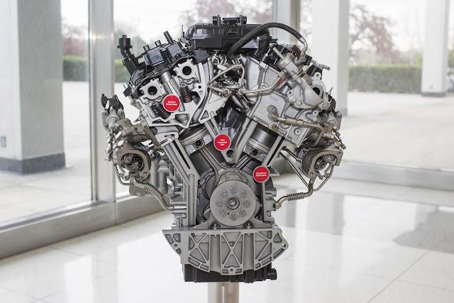Motor EcoBoost 3.5