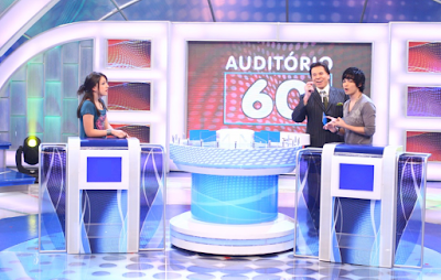 Priscilla, Silvio e Yudi (Crédito: Roberto Nemanis/SBT)